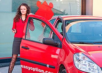 EasyOption alquiler de coches